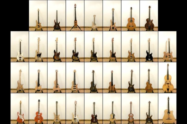 Bart Soeters and Joris Holtackers: Bass Sounds II