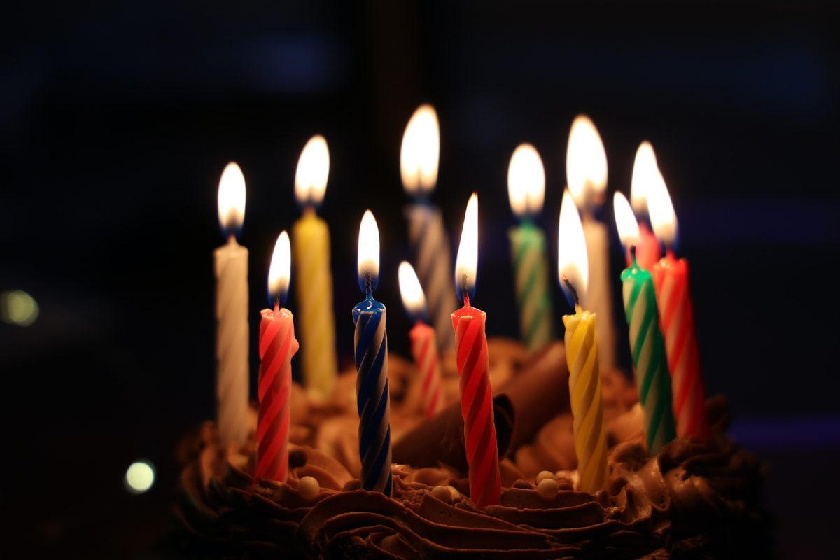 No Treble's 12th birthday