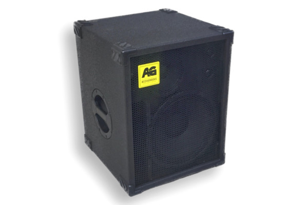 AccuGroove Updates the Tri 112+ and Wedgie+ Bass Cabs