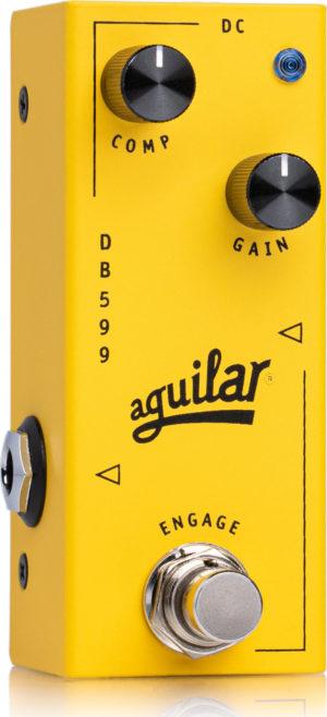 Aguilar DB 599 Bass Compressor Pedal