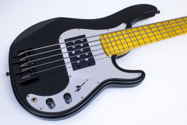 Alusonic Aluminum Instruments Unveils PentaFleX 5 String Bass Special Edition