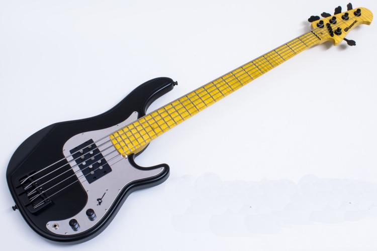 Alusonic Aluminum Instruments PentaFleX 5 String Bass Special Edition