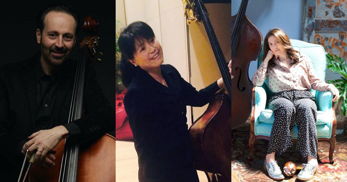 Bass Coalition 2021 Guest Artists