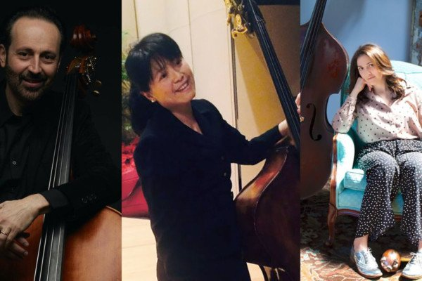 Bass Coalition Announces Summer Workshop 2021 Featuring Three Guest Artists