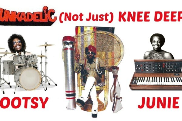 Parliament-Funkadelic: (Not Just) Knee Deep (Isolated Synth Bass and Drums)