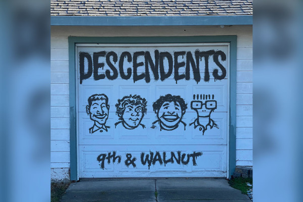 "Descendents Announce ""9th & Walnut"" Featuring Original Bassist Tony Lombardo"
