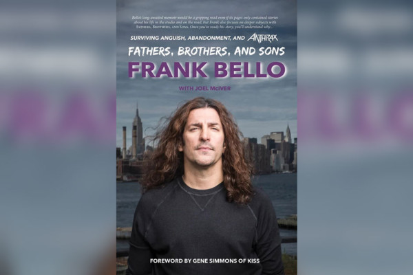 """Frank Bello Announces Memoir, """"Fathers, Brothers, and Sons"""""""