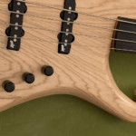 Bass of the Week: Kriz Lenz Ikejima Four Fretless