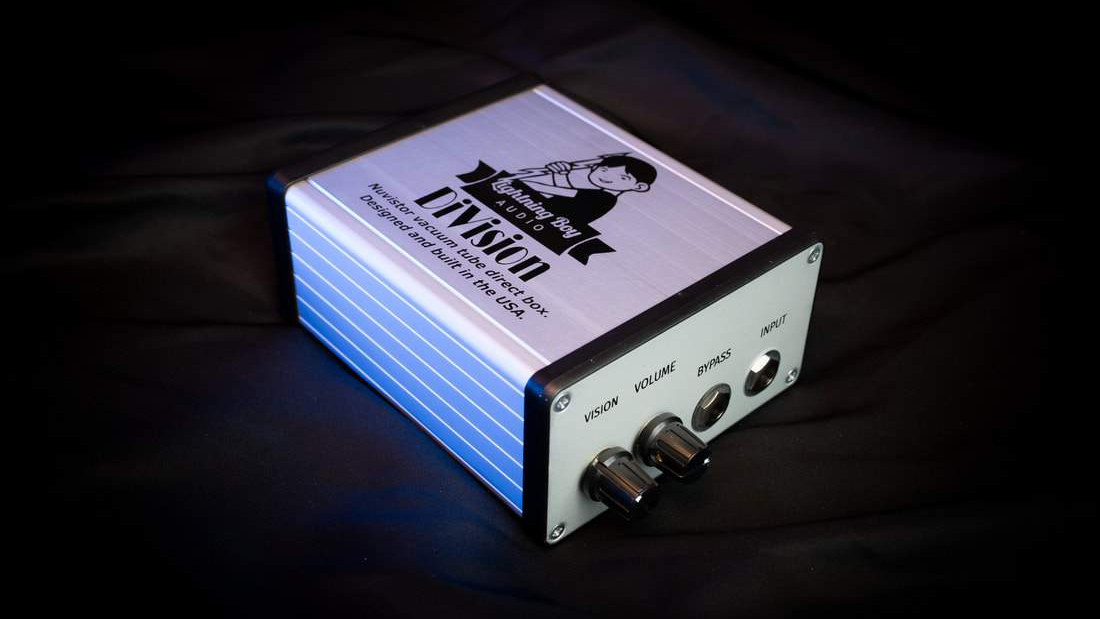 Lightning Boy Audio DiVision Tube Direct Box