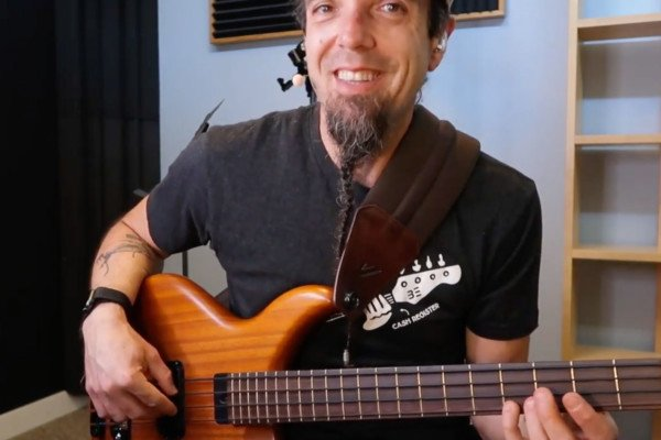Damian Erskine: Turning Scales Into Music