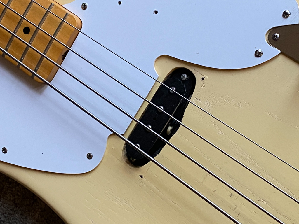 Sheptone Miles Bass Pickup in Bass