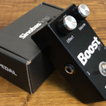Sinobas Amplification Unveils the BT-1 Boost Pedal