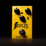 TC Electronic Launches the Zeus Drive Pedal