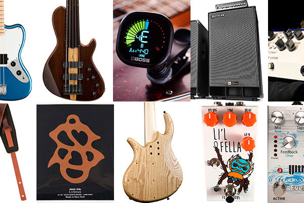 Bass Gear Roundup: The Top Gear Stories in April 2021