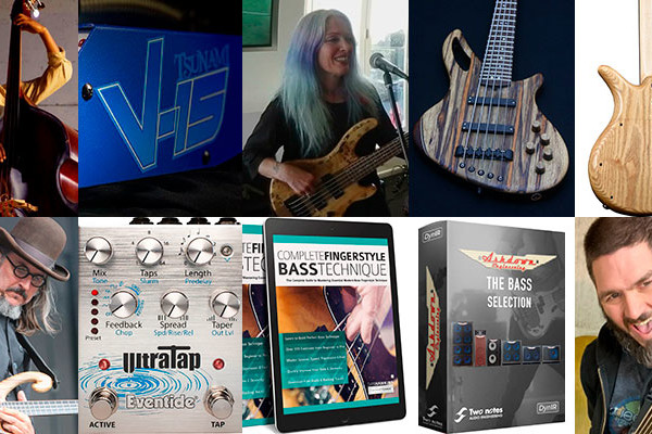 Weekly Top 10: Esperanza Spalding (BPTK), Primus Tour Dates, New Bass Gear, Rebecca Johnson Band, and more