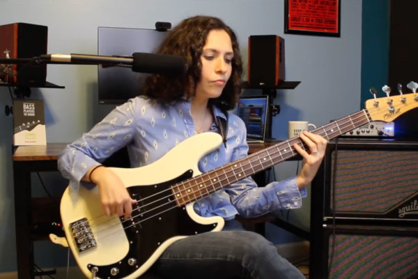 """Ryan Madora: How To Play The Bass Line To """"Tighten Up"""" by Archie Bell & The Drells"""
