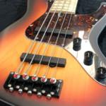 Brubaker Guitars Announces the JXB-USA Standard Bass