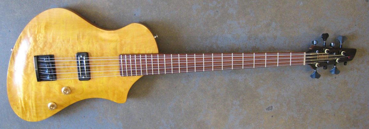 Endres 8-String Bass