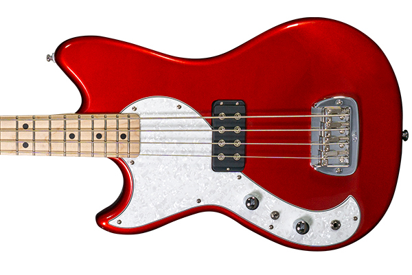 G&L Introduces Left-Handed Tribute Fallout Bass