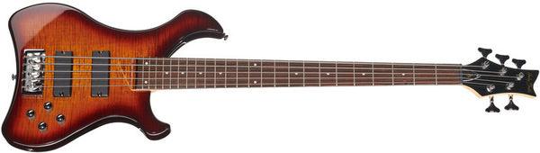 Harley Benton Marquess Five-String Bass Sunburst