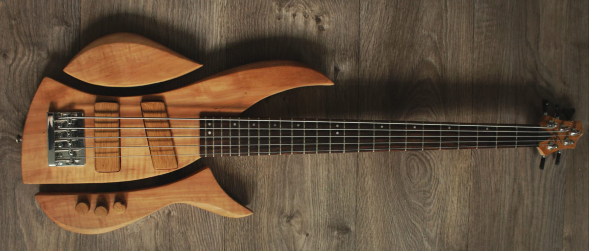 Karel Fosumpaur Flame 1 Bass