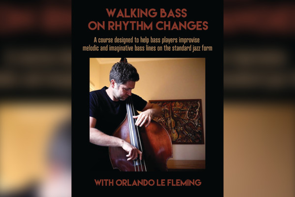"Orlando le Fleming Launches ""Rhythm Changes"" Course"