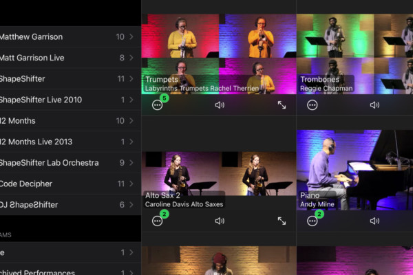 Matthew Garrison Launches New App