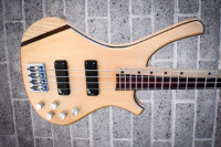 Bass of the Week: Nichols Guitar Co. Spruce Dylan