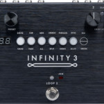 Pigtronix Introduces the Infinity 3 Looper Pedal