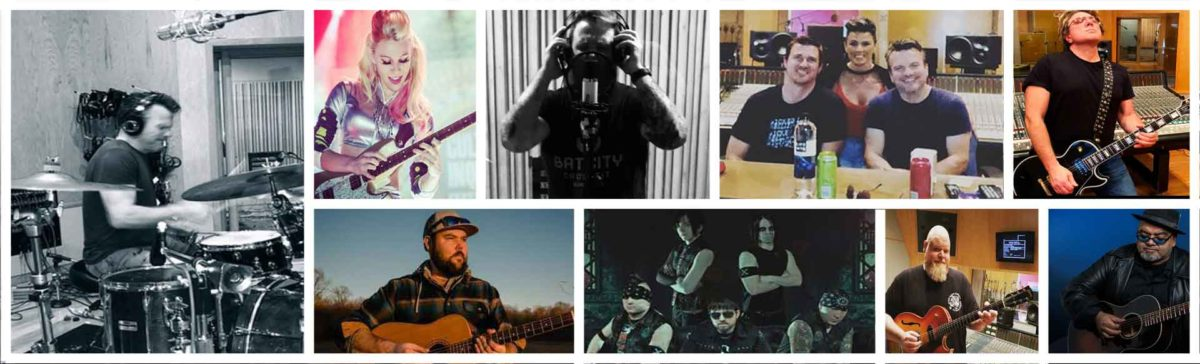 Silver Lining Album Artists