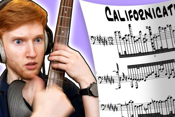 """Charles Berthoud: If """"Californication"""" Was The Hardest Song In The World"""