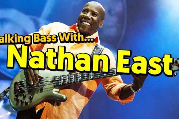 Talking Bass with Nathan East