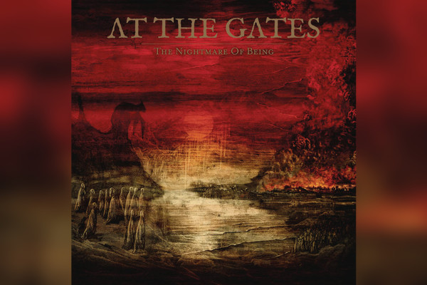 """At The Gates Release """"The Nightmare of Being"""""""