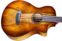 Breedlove Guitars Unveils Eco-Friendly Fretted and Fretless Acoustic Bass Guitars