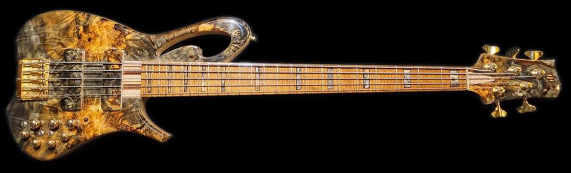 Elegee Custom Guitars The Enchantress Bass