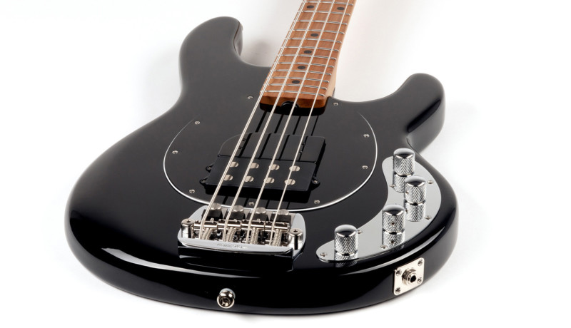 Ernie Ball Music Man Unveils the Tim Commerford Limited Edition StingRay Bass Collection