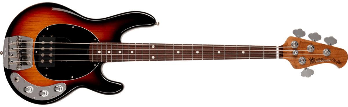 Ernie Ball Music Man Tim Commerford Short Scale Passive Bass