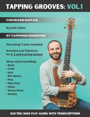 Josh Cohen: Tapping Grooves: Vol. 1