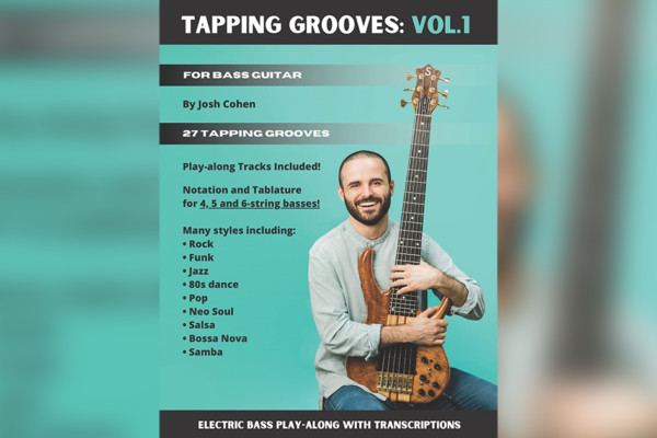 """Josh Cohen Publishes """"Tapping Grooves: Vol 1"""""""