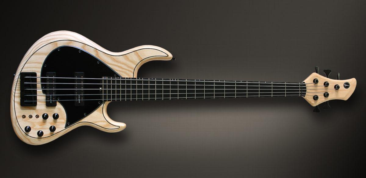 Meridian Guitars J-24 Bass