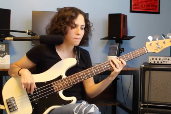 Ryan Madora: How To Build A Bass Groove – Working With Drum Loops To Create A Bass Line