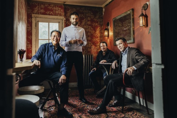 """Ma, Duncan, Meyer, and Thile Announce """"Not Our First Goat Rodeo"""" Tour"""