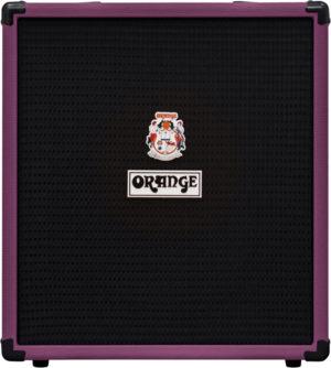 Orange Glenn Hughes Signature Model Crush Bass 50 Amp