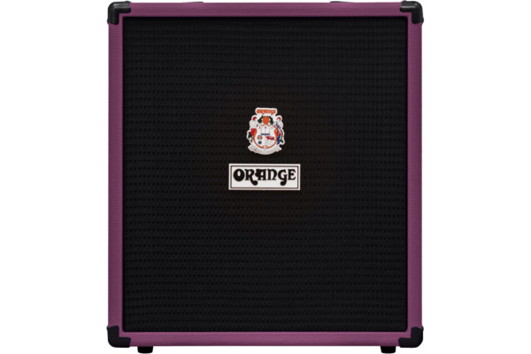 Orange Teams with Glenn Hughes for Limited Edition Crush Bass 50 Combo Amp