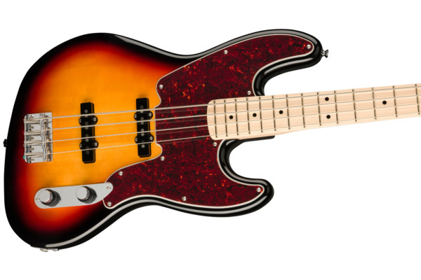 Squier Brings Back the Paranormal Jazz Bass '54