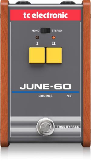 TC Electronic June-60 Chorus V2 Pedal
