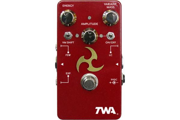 TWA Revamps the Triskelion Harmonic Energizer Pedal