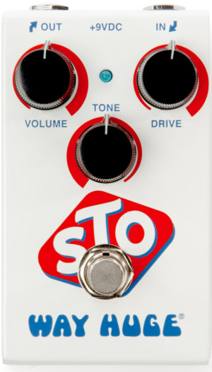 Way Huge Electronics STO Overdrive Pedal