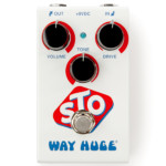 Way Huge Introduces the STO Overdrive Pedal