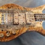 Bass of the Week: 96 Art Custom Instruments Neckthrough Bass Guitar
